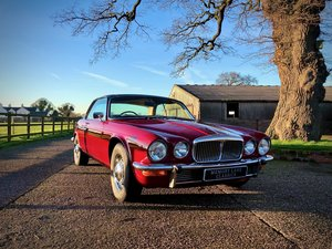 1976 Daimler Sovereign Pillarless 2 Door Coupe