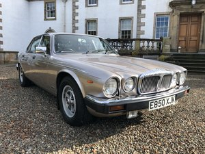 1988 DAIMLER DOUBLE-SIX - Family owned from new