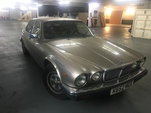 Daimler double six v12 5.3 (hot climate import)