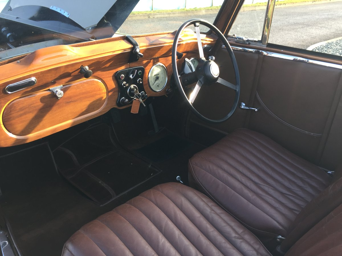 1949 Charming Daimler DB18 Barker 2.5ltr Drop Head Coupe SOLD (picture 3 of 6)