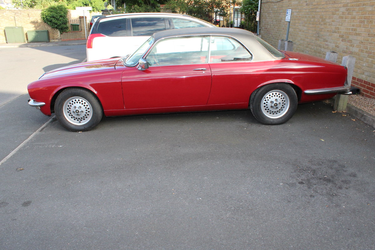 1978 Daimler Jaguar XJC WANTED For Sale (picture 1 of 1)