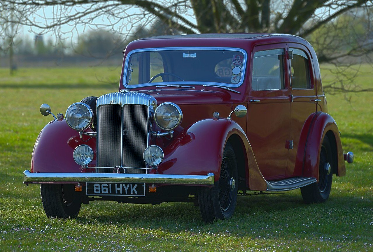 1939 Daimler EL24 Charlesworth Sports Saloon For Sale (picture 1 of 6)