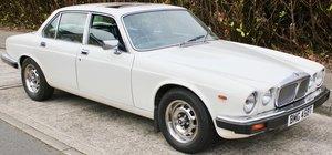 1979 Daimler Series 3 4.2 Auto. T+T exempt. For Sale