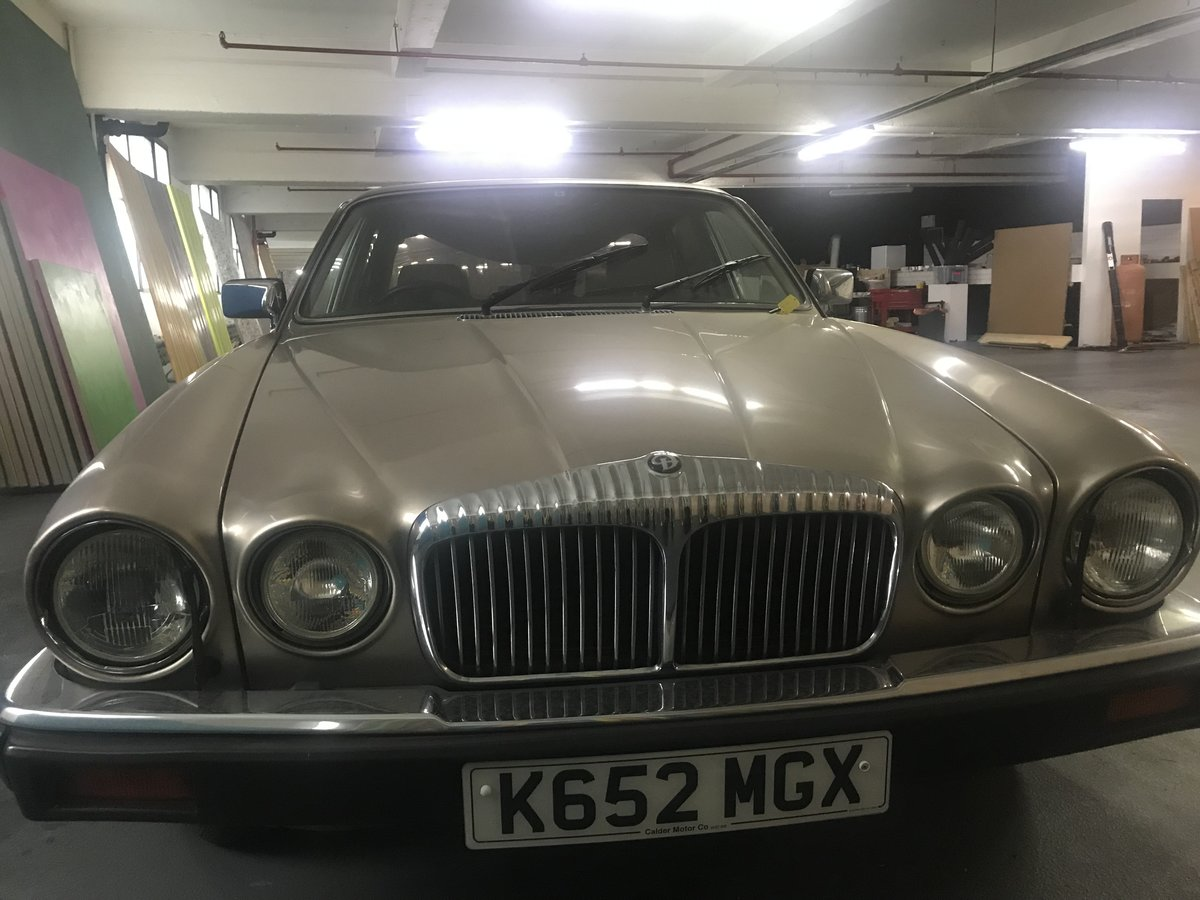 1993 Daimler double six v12 5.3 (hot climate import) For Sale (picture 3 of 4)