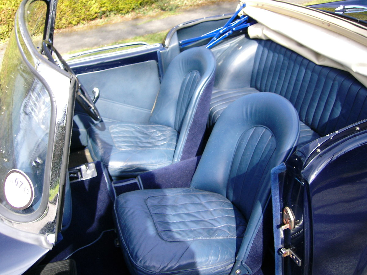 1962 Daimler SP250 Dart Automatic 'B' Spec For Sale (picture 2 of 5)