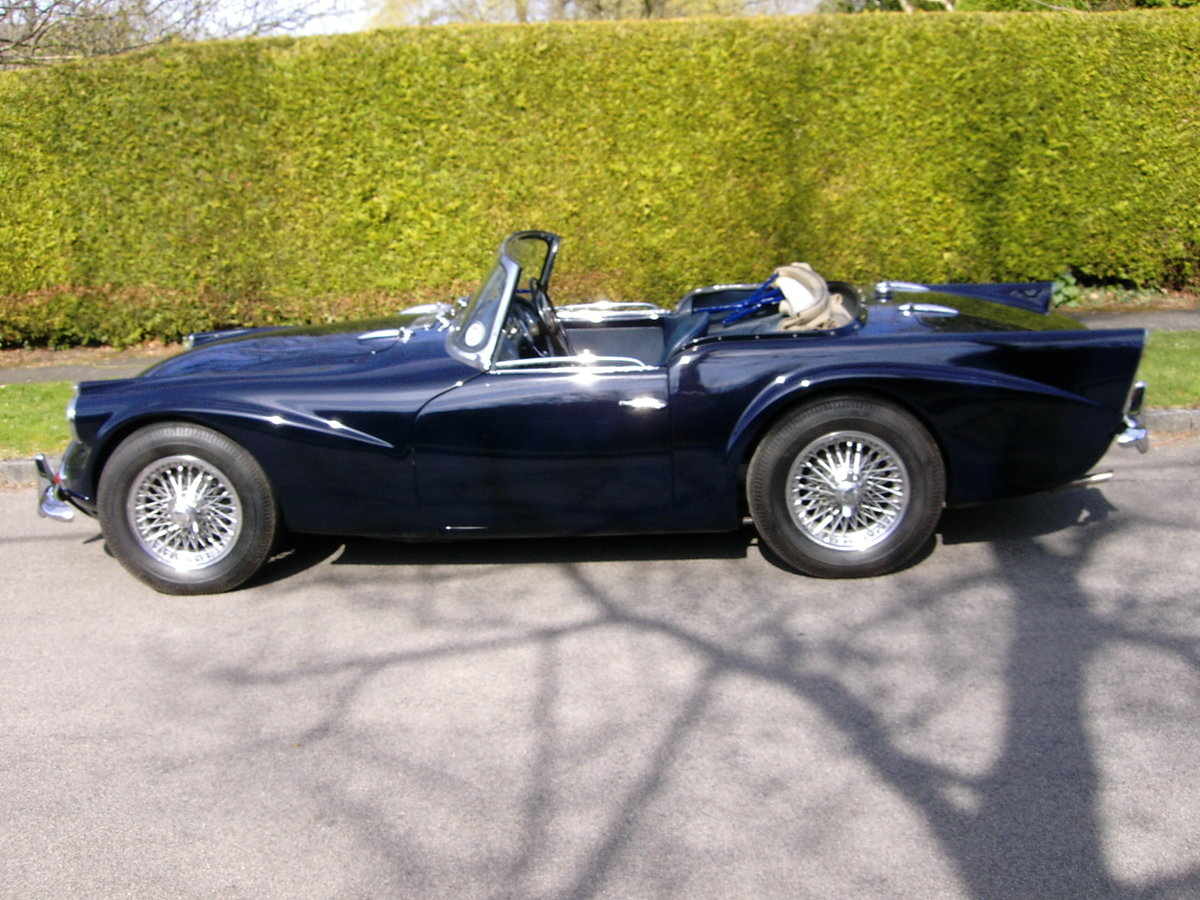 1962 Daimler SP250 Dart Automatic 'B' Spec For Sale (picture 3 of 5)