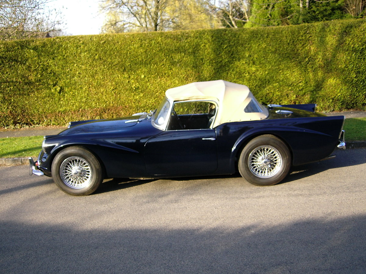 1962 Daimler SP250 Dart Automatic 'B' Spec For Sale (picture 5 of 5)
