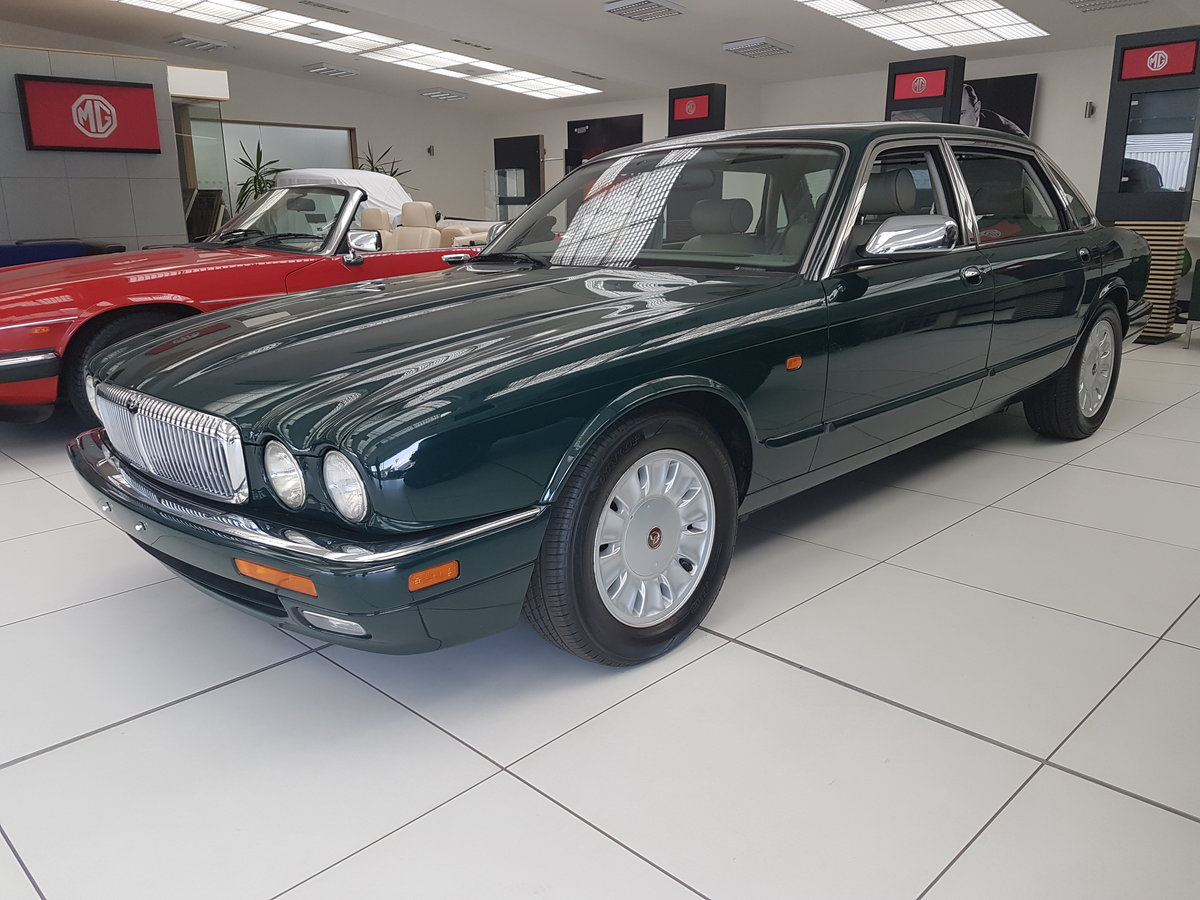 1997 Daimler doublesix For Sale (picture 6 of 6)