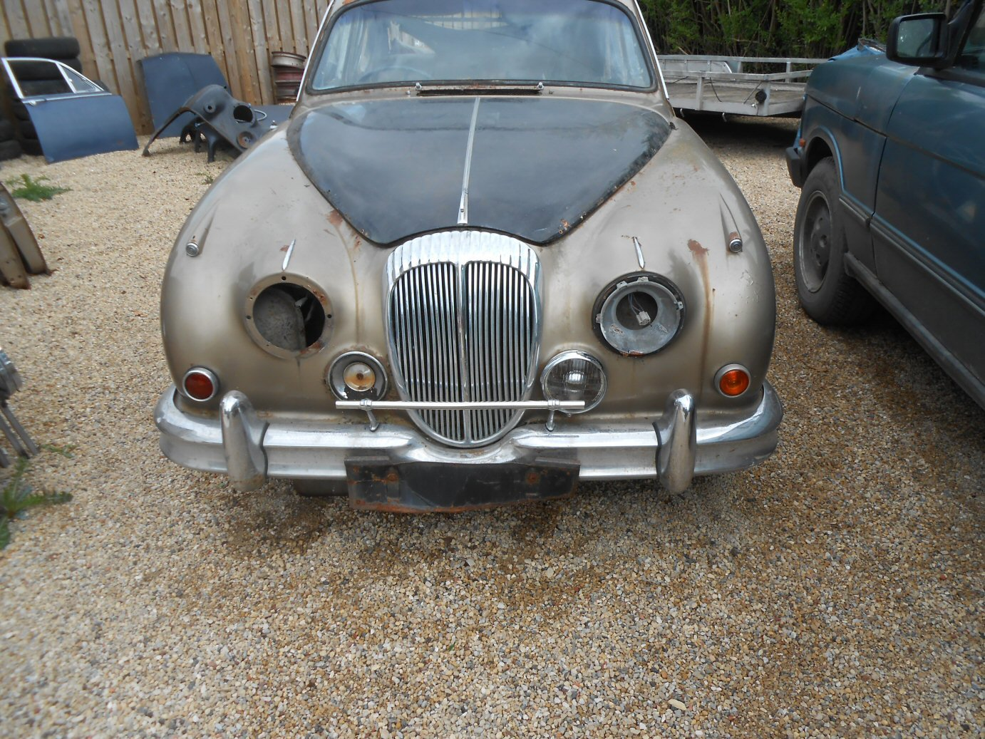 1964 DAIMLER V8 250  For Sale (picture 2 of 2)