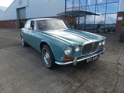 1973 Daimler Sovereign 2.8 Automatic For Sale (picture 1 of 6)