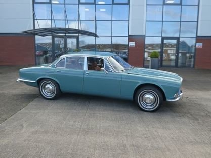 1973 Daimler Sovereign 2.8 Automatic For Sale (picture 2 of 6)