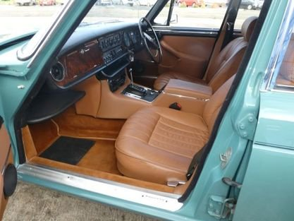 1973 Daimler Sovereign 2.8 Automatic For Sale (picture 3 of 6)