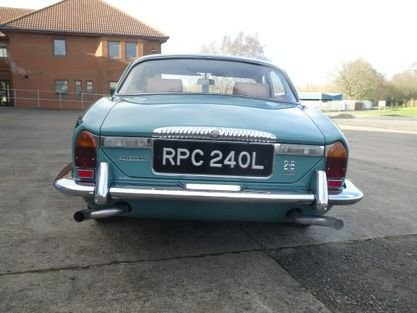 1973 Daimler Sovereign 2.8 Automatic For Sale (picture 5 of 6)