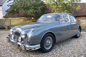 1965 Daimler V8 250 30/5/20 SOLD by Auction