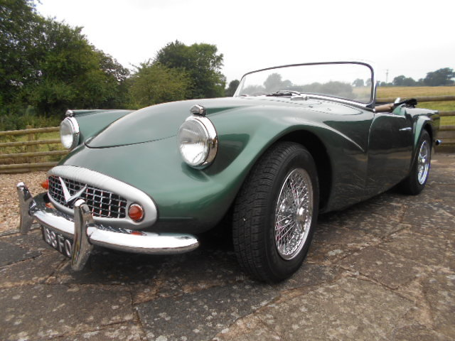 1962 Daimler SP250 Dart For Sale (picture 1 of 6)