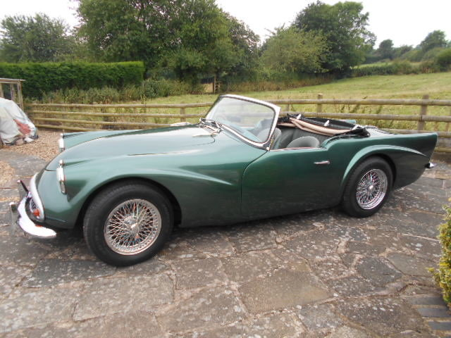 1962 Daimler SP250 Dart For Sale (picture 6 of 6)