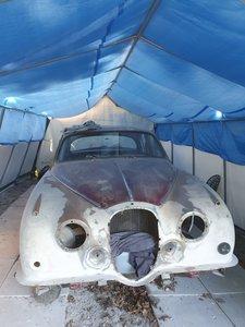 1968 Daimler M2 V8 Project For Sale