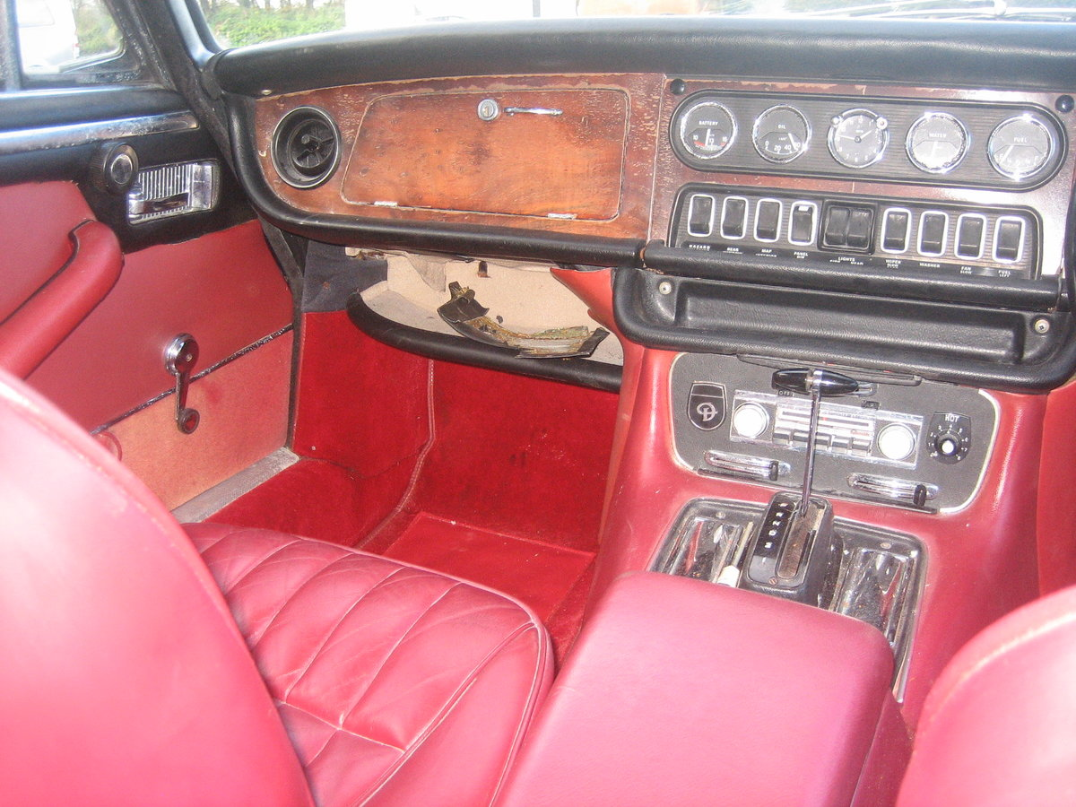 1970 daimler ser.1 4.2  For Sale (picture 1 of 6)