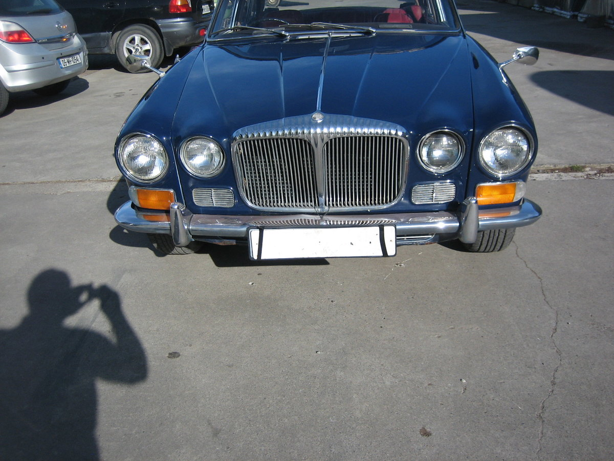 1970 daimler ser.1 4.2  For Sale (picture 4 of 6)