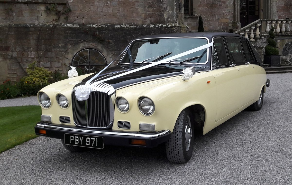 1989 Stunning Daimler DS420 in good condition SOLD (picture 4 of 6)