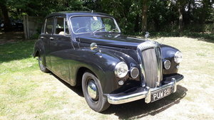 1954 Daimler Conquest Century Mk1 For Sale