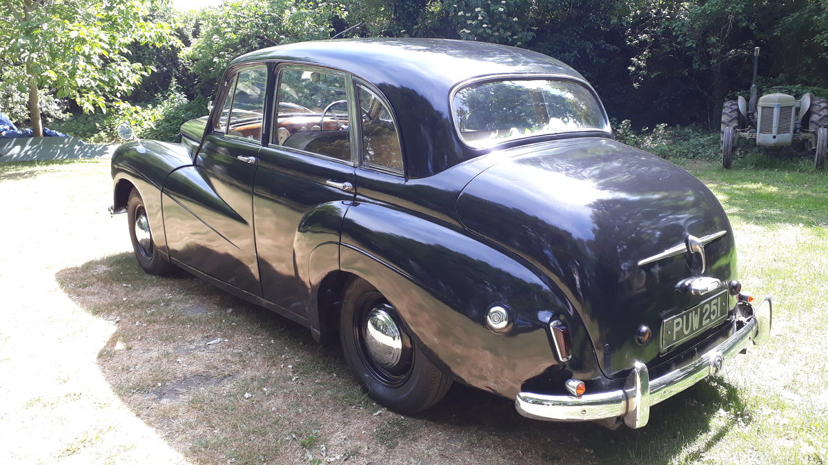 1954 Daimler Conquest Century Mk1 For Sale (picture 3 of 5)