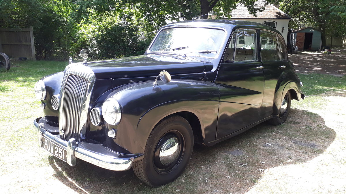 1954 Daimler Conquest Century Mk1 For Sale (picture 4 of 5)