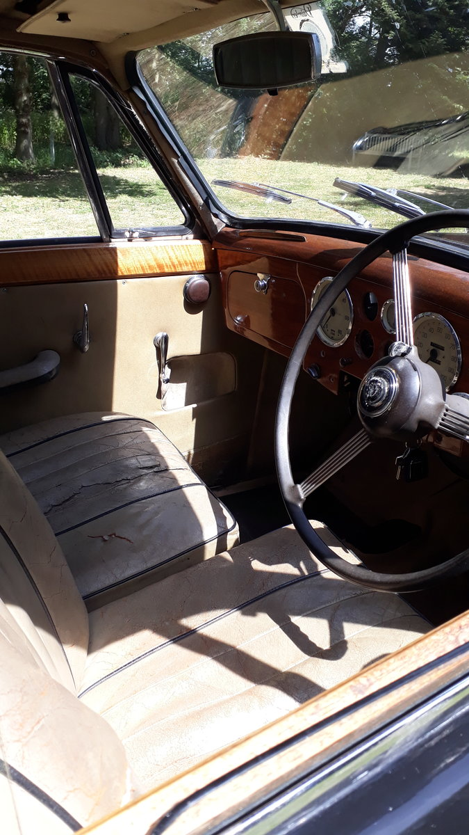1954 Daimler Conquest Century Mk1 For Sale (picture 5 of 5)