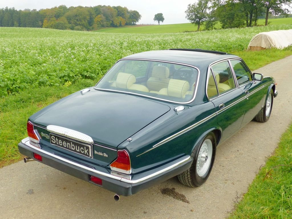 1992 Daimler Double Six Series III - last year of construction For Sale (picture 4 of 6)