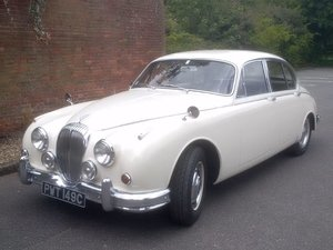 1965 Daimler 2.5 V8 Auto NO RESERVE at ACA 20th June  For Sale