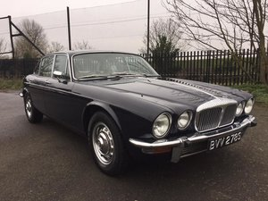 1977 Daimler Sovereign 4.2