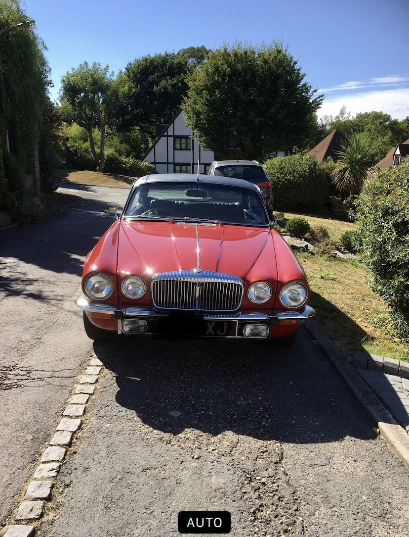 1977 daimler coupe For Sale (picture 1 of 6)