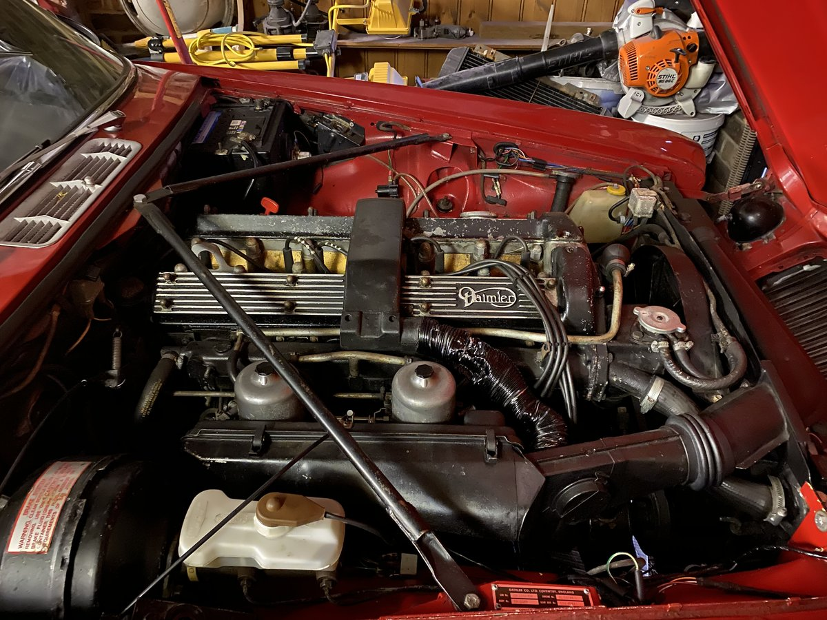 1977 daimler coupe For Sale (picture 4 of 6)