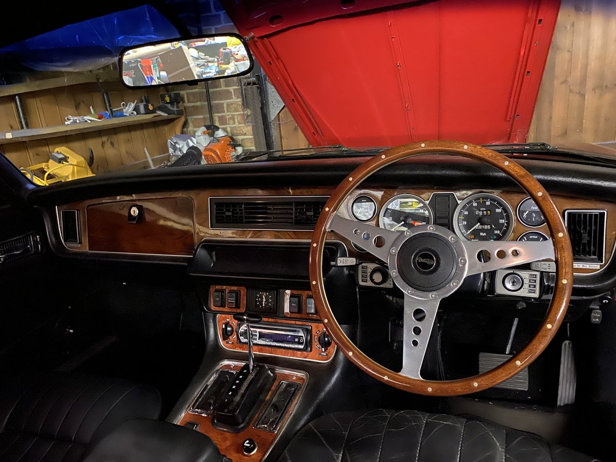 1977 daimler coupe For Sale (picture 5 of 6)