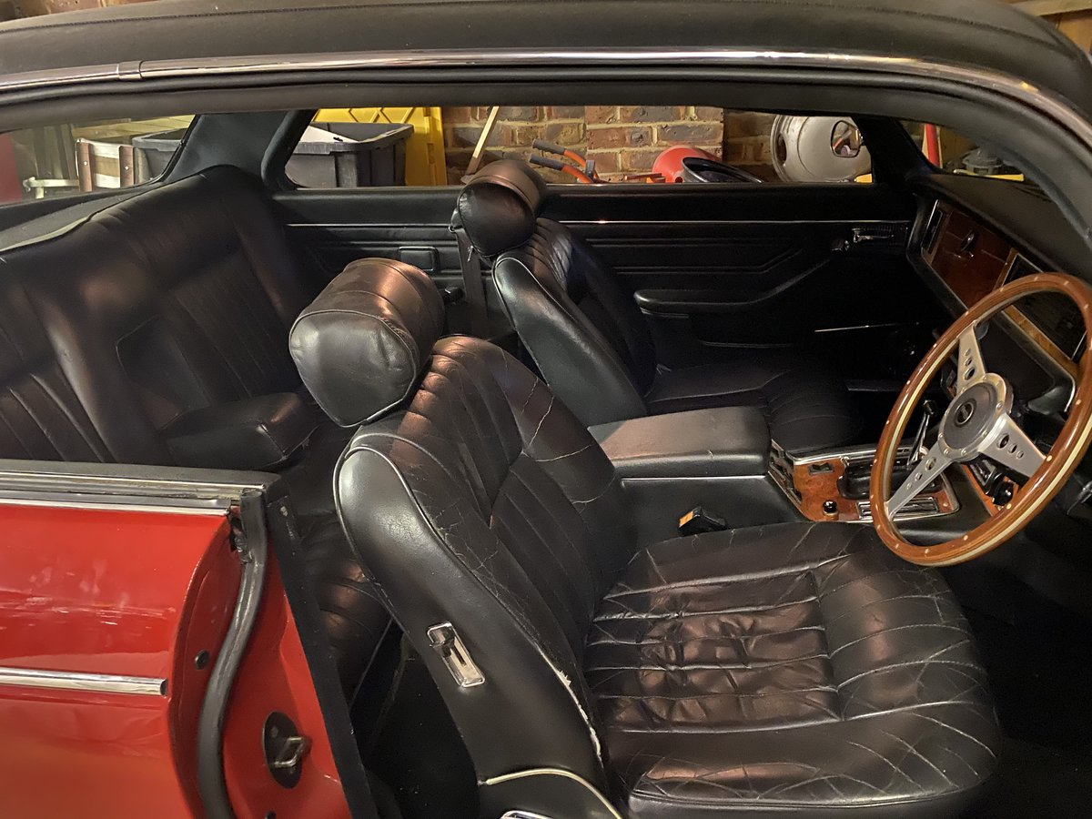1977 daimler coupe For Sale (picture 6 of 6)