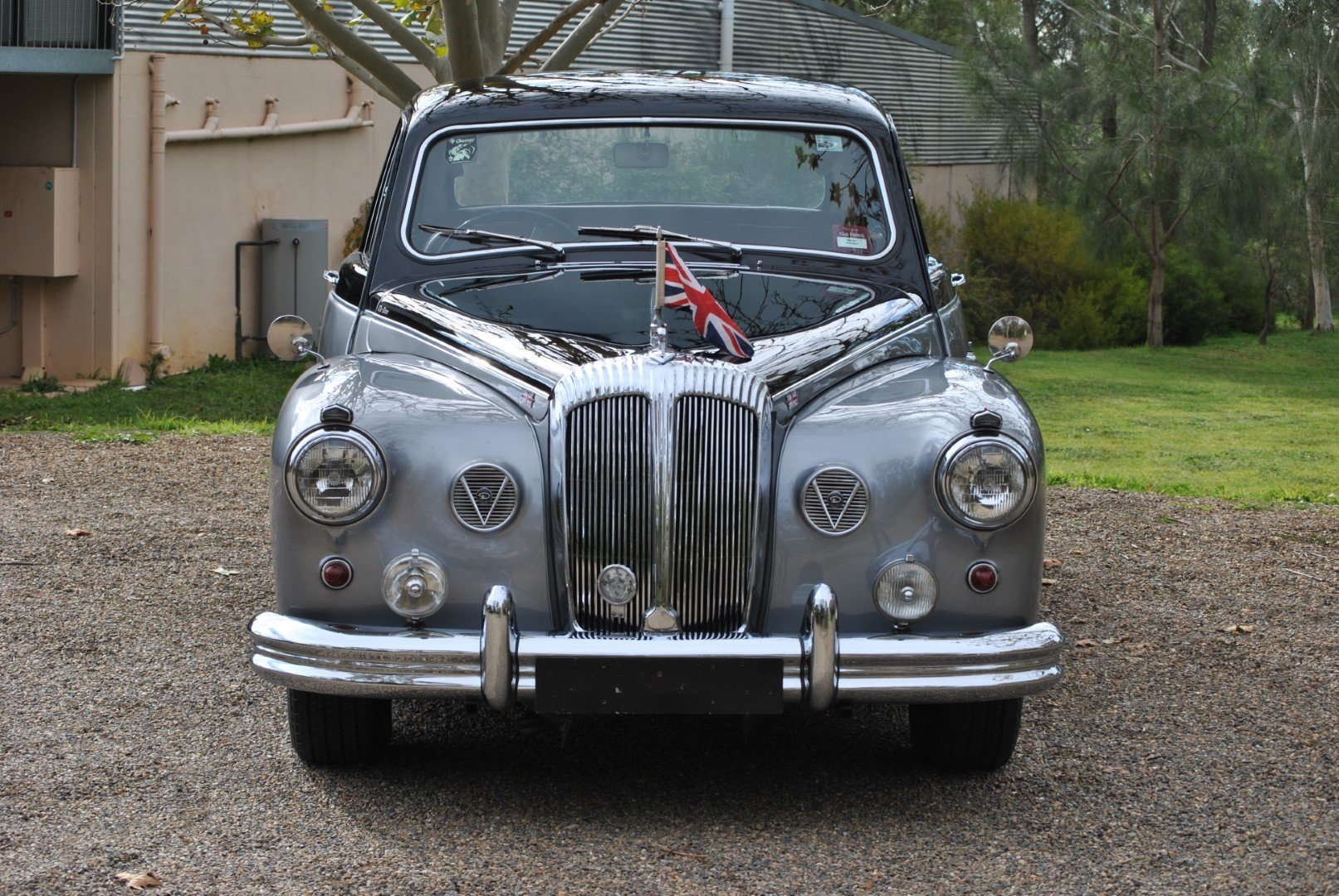 1966 DAIMLER MAJESTIC MAJOR (Ex-Romanian Embassy UK) For Sale by Auction (picture 2 of 6)