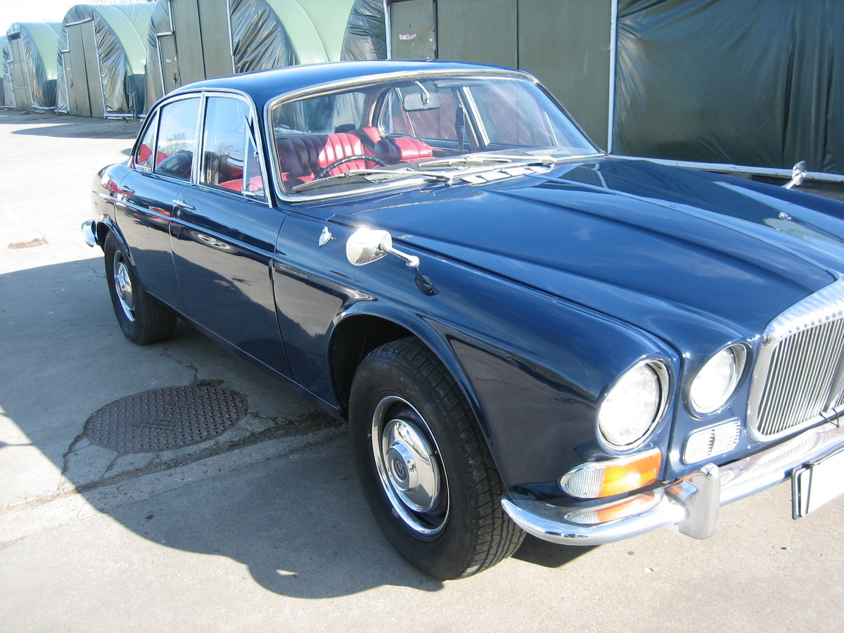 1970 daimler ser.1 4.2  For Sale (picture 5 of 6)