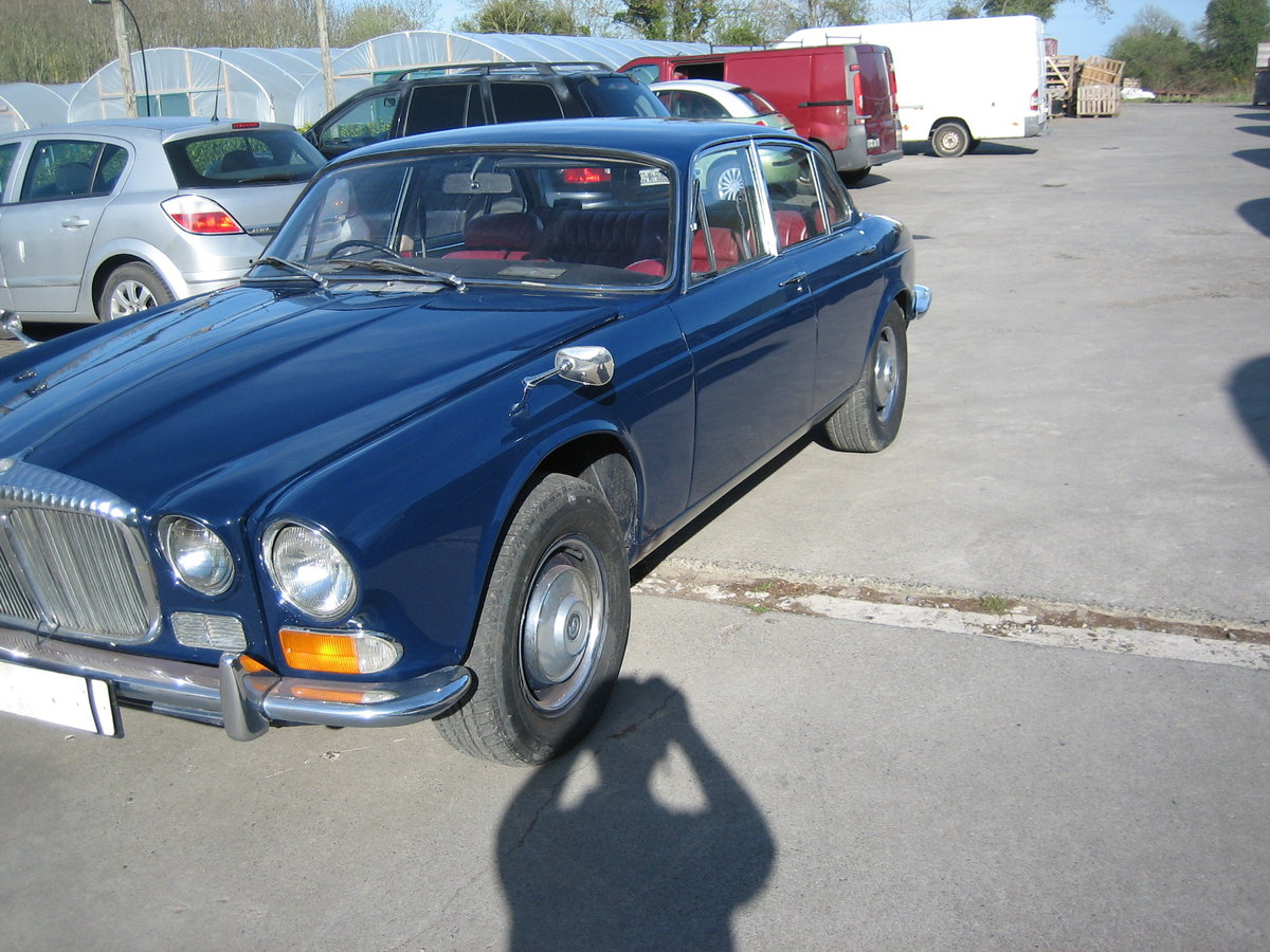 1970 daimler ser.1 4.2  For Sale (picture 6 of 6)