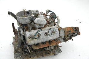 1960 A 4.5 DAIMLER MAJESTIC V8  HEMI DR450