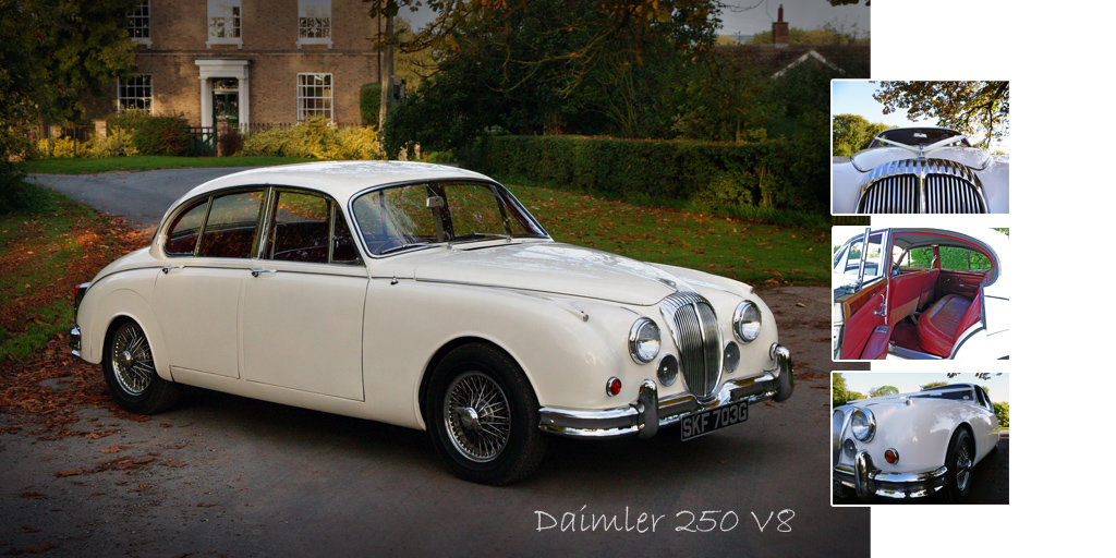 1969 Daimler V8 For Hire (picture 2 of 4)