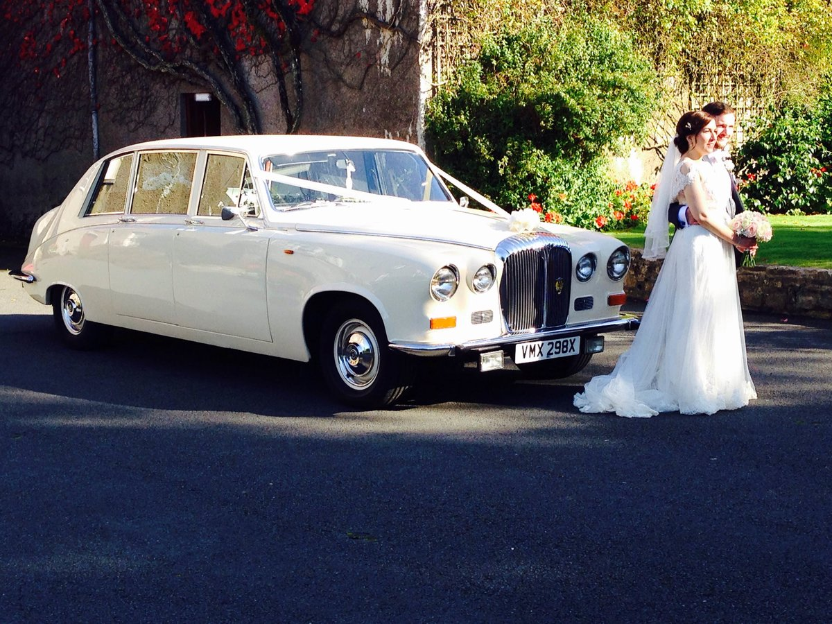 1981 Daimler DS420 Wedding Limo For Sale (picture 3 of 5)