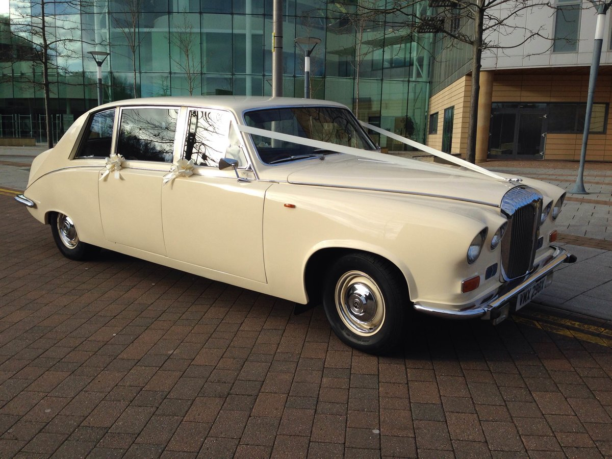 1981 Daimler DS420 Wedding Limo For Sale (picture 5 of 5)