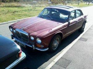 1970 Daimler Sovereign 4.2 Series 1 Webasto Roof For Sale