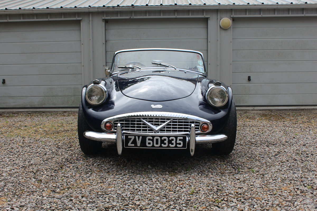 1963 Daimler Late model SP250  SOLD (picture 1 of 6)