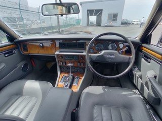 1992 DAIMLER DOUBLE SIX 5.3 SERIES 3 V12 AUTO * SUNROOF * FULL LE For Sale (picture 3 of 6)