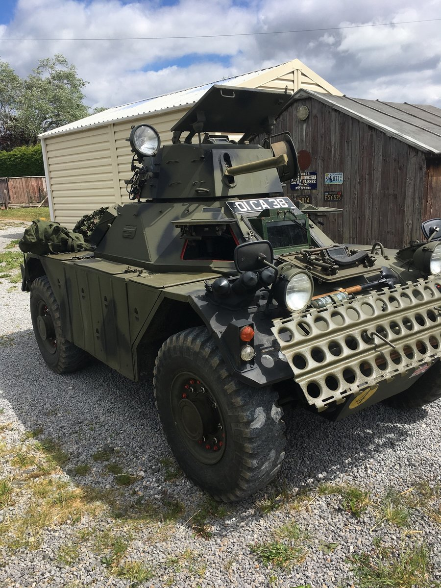 1958 Ferret armoured car For Sale (picture 1 of 6)