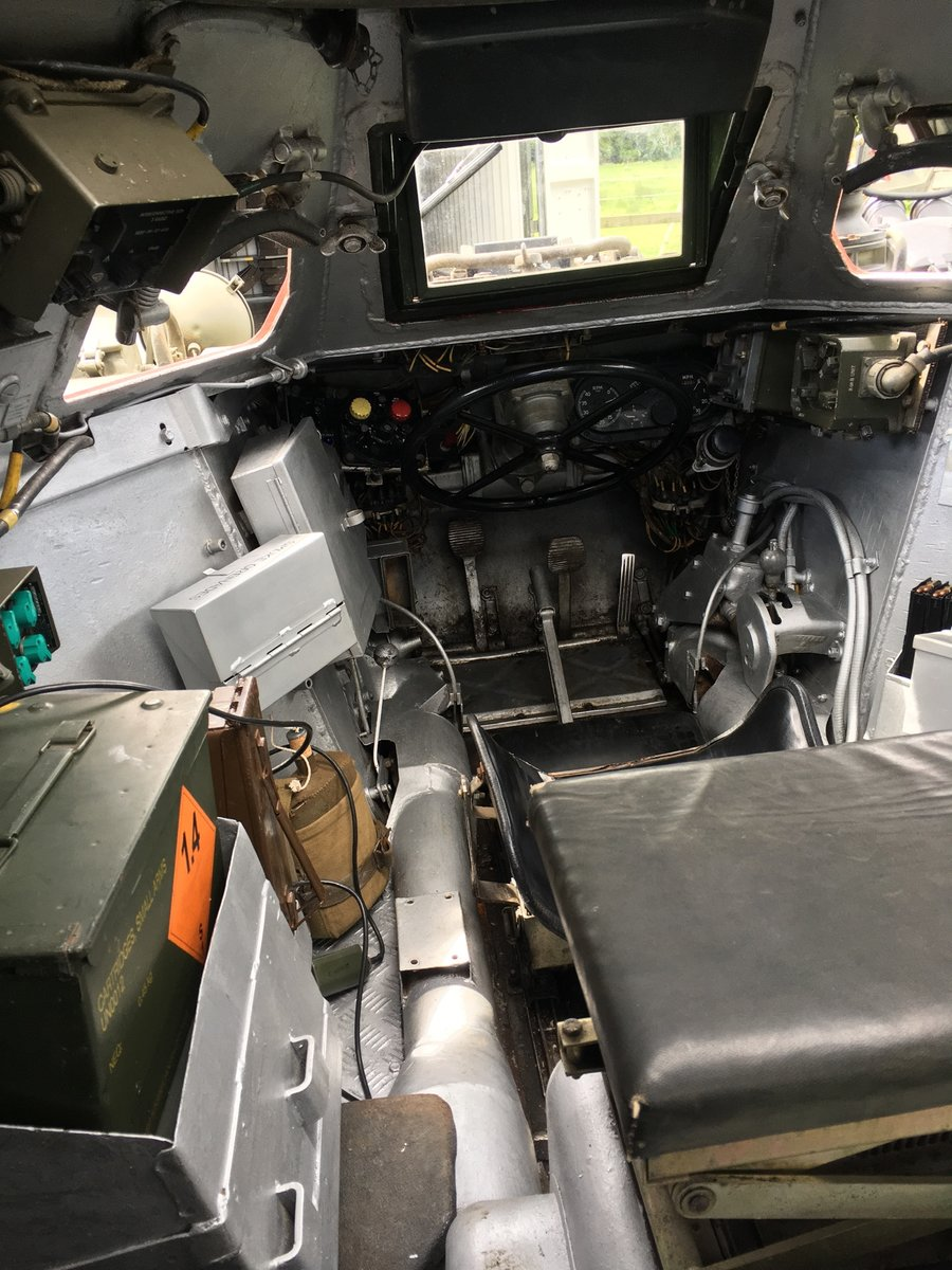 1958 Ferret armoured car For Sale (picture 2 of 6)