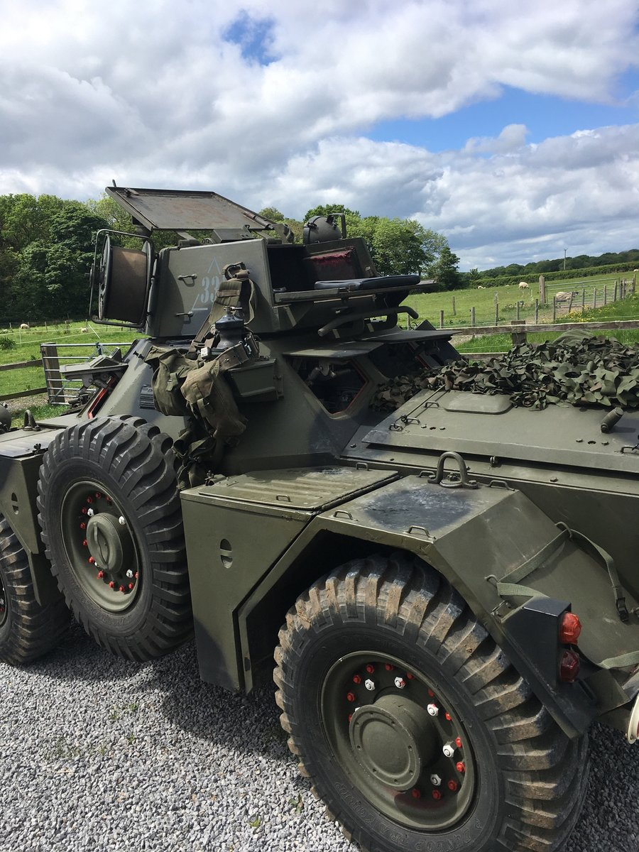 1958 Ferret armoured car For Sale (picture 3 of 6)