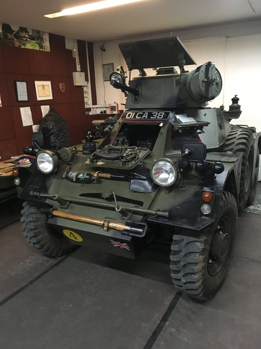 1958 Ferret armoured car For Sale (picture 6 of 6)