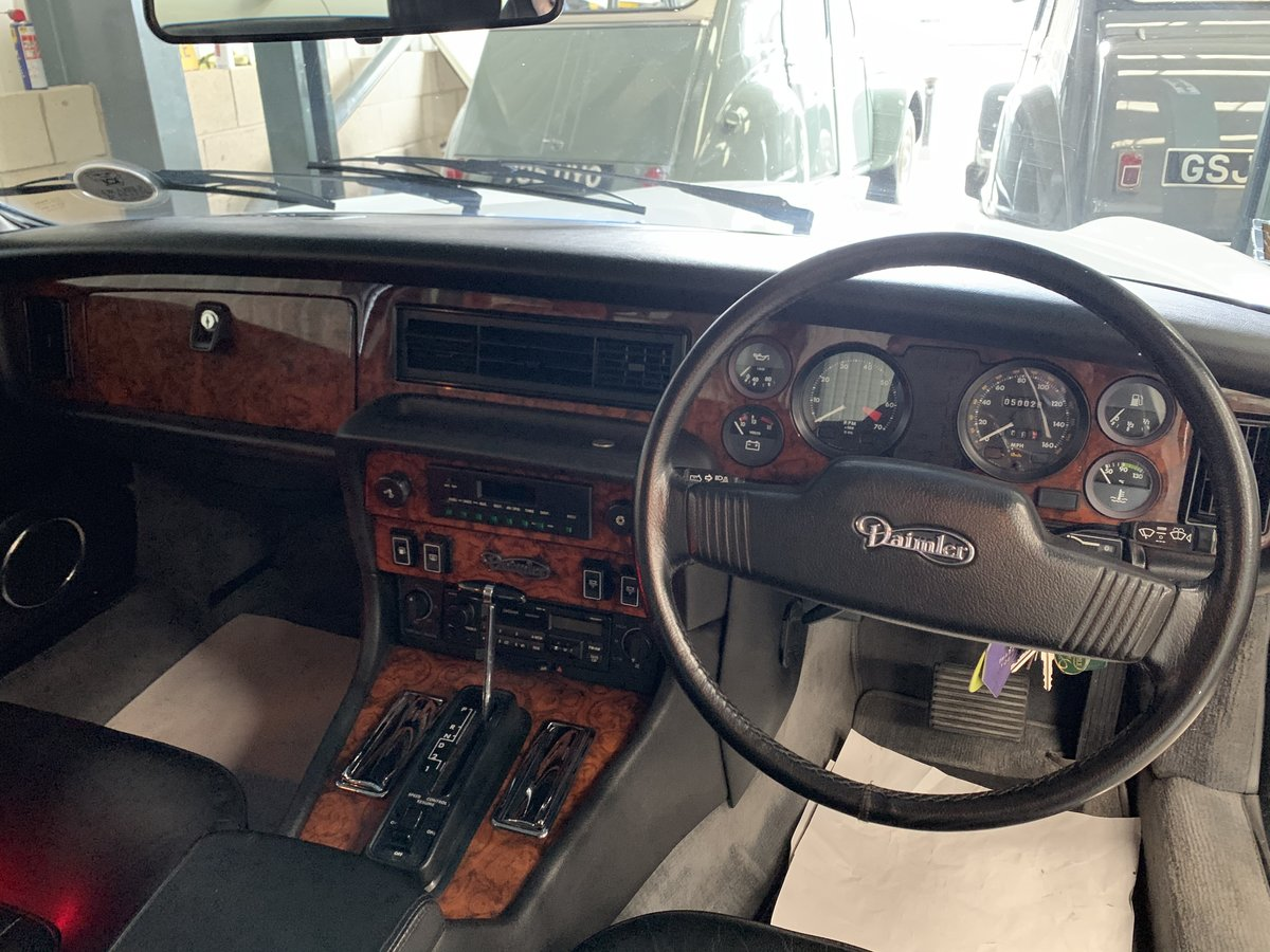 1992 DAIMLER DOUBLE SIX  For Sale (picture 6 of 6)
